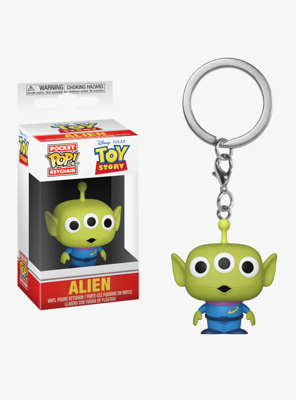 Llavero POP Toy Story Alien