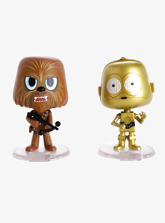 SET POP Chewbacca & C-3PO