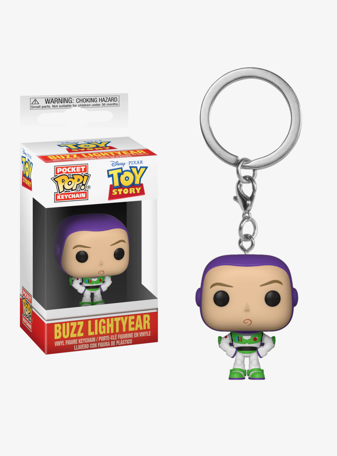 Llavero POP Buzz Lightyear