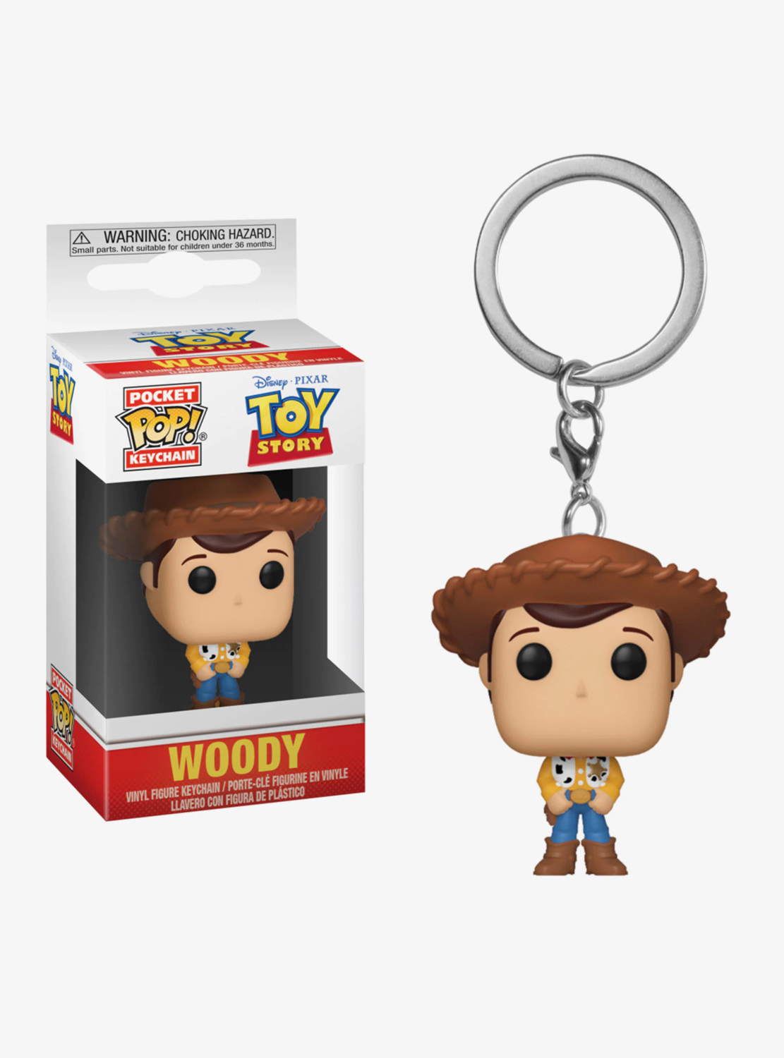 Llavero POP WOODY
