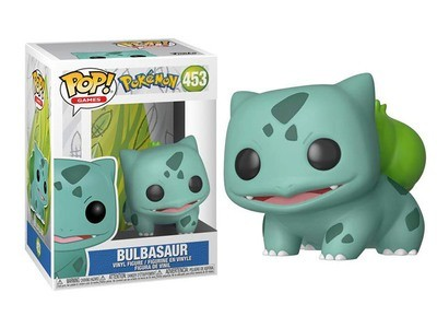 Figura POP 453 Bulbasaur