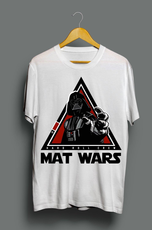 T-shirt MAT WARS