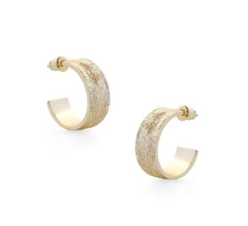 Tutti & Co Breeze Earrings Gold