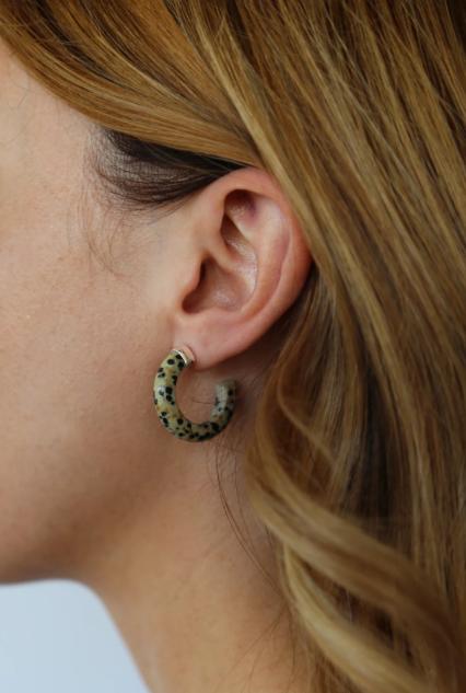 Tutti & Co Energy Earrings Silver