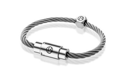 Bailey of Sheffield   CABLE™ Stainless Steel Bracelet