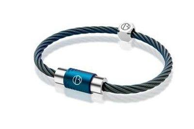 Bailey of Sheffield   CABLE™ Spectrum Bracelet