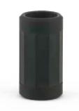 Bailey of Sheffield | Matte Black Filter Bead