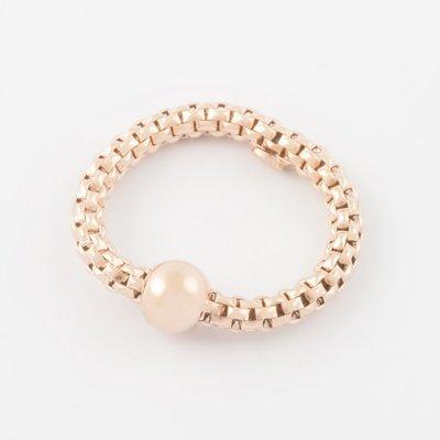 Virtue Exquisite Coreana Ring Rose Gold