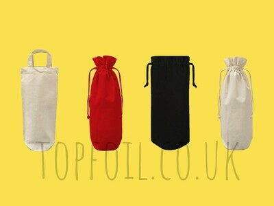 Cotton Bottle & Gift Bags