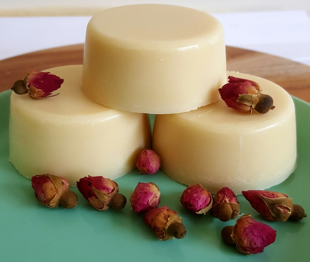 Bergamot Rose Massage Bar MBBR