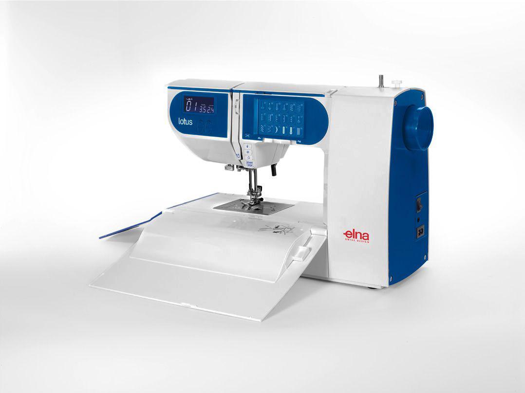 Máquina de Costura Elna Lotus