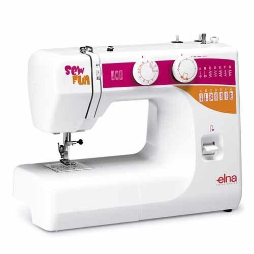 Máquina de costura Elna 1000 SEW Fun