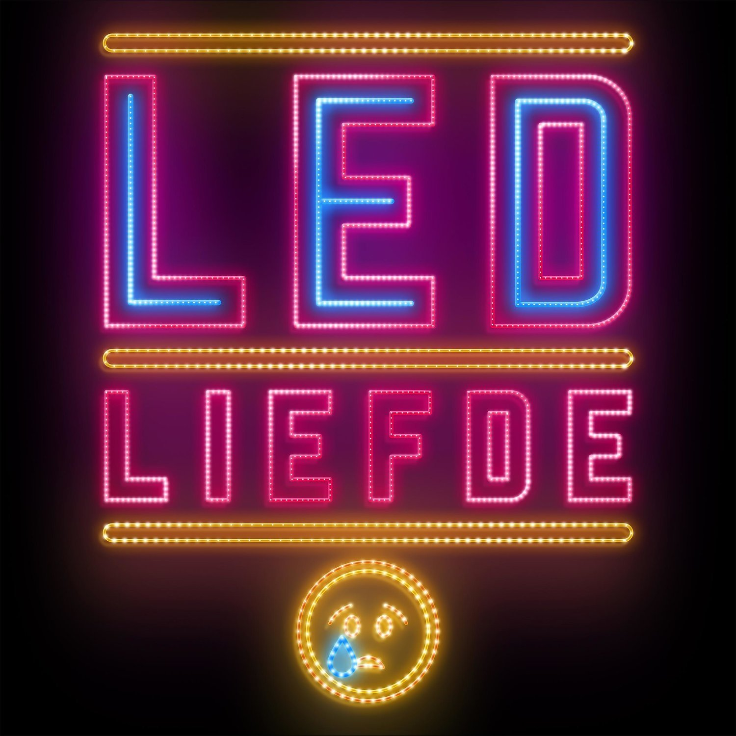LED Liefde |Digital Single  (2016)