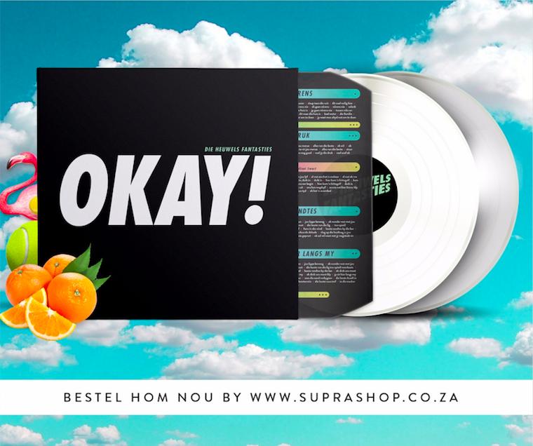OKAY!   Double Vinyl - (2017)