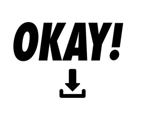 OKAY!   Digital Album  (2017)