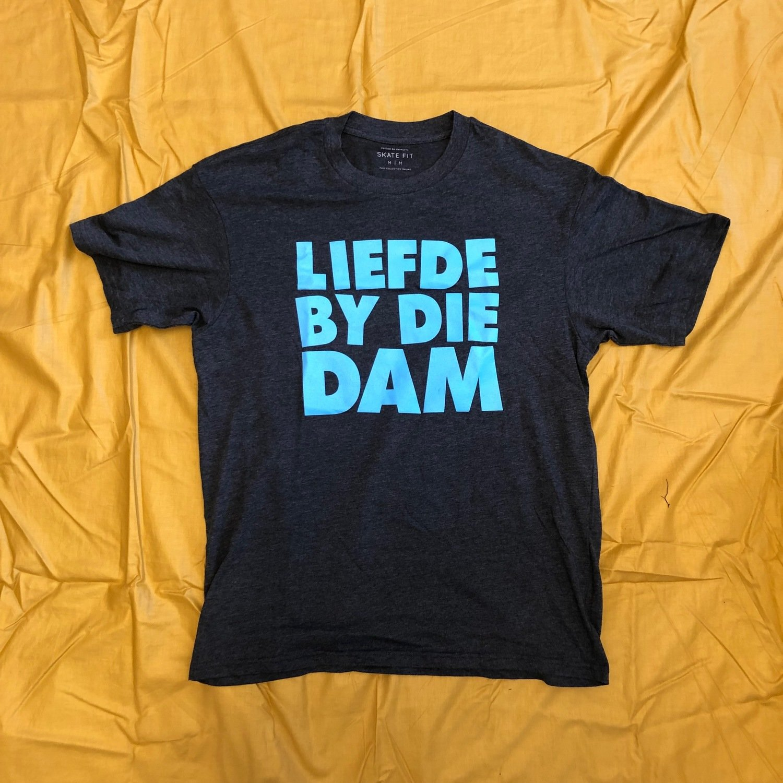 Liefde By Die Dam Grey & Blue T