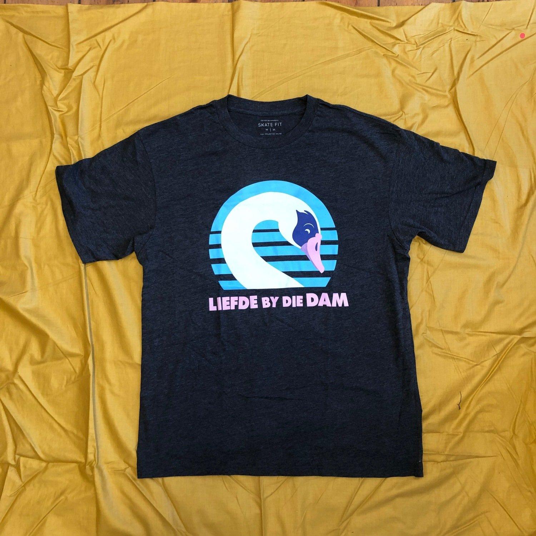 Liefde By Die Dam Grey Swan Logo
