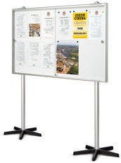 Indoor Display Stands