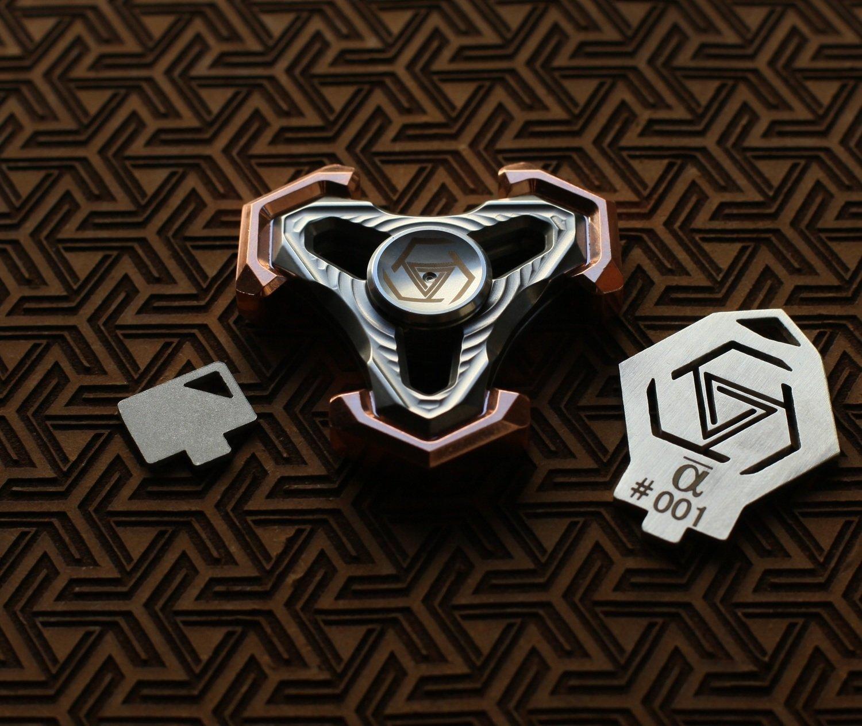 Trinary-Antimatter - Custom Order
