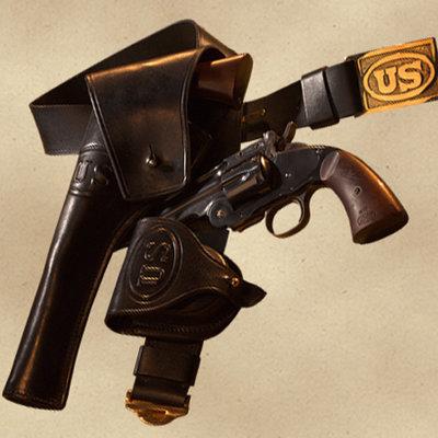 Western Full Gunbelts