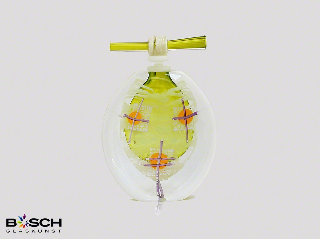 Urn Glas - Serene Green 03321