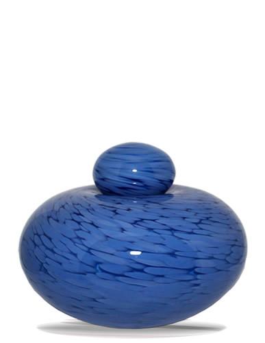 Urn Glas - Blue Swirl