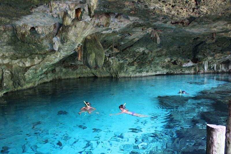 3 Cenotes Tour