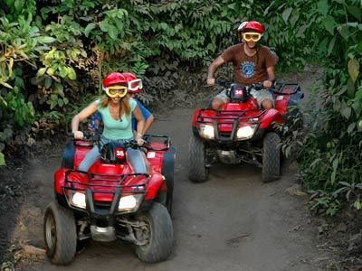 Jungle ATV Tour