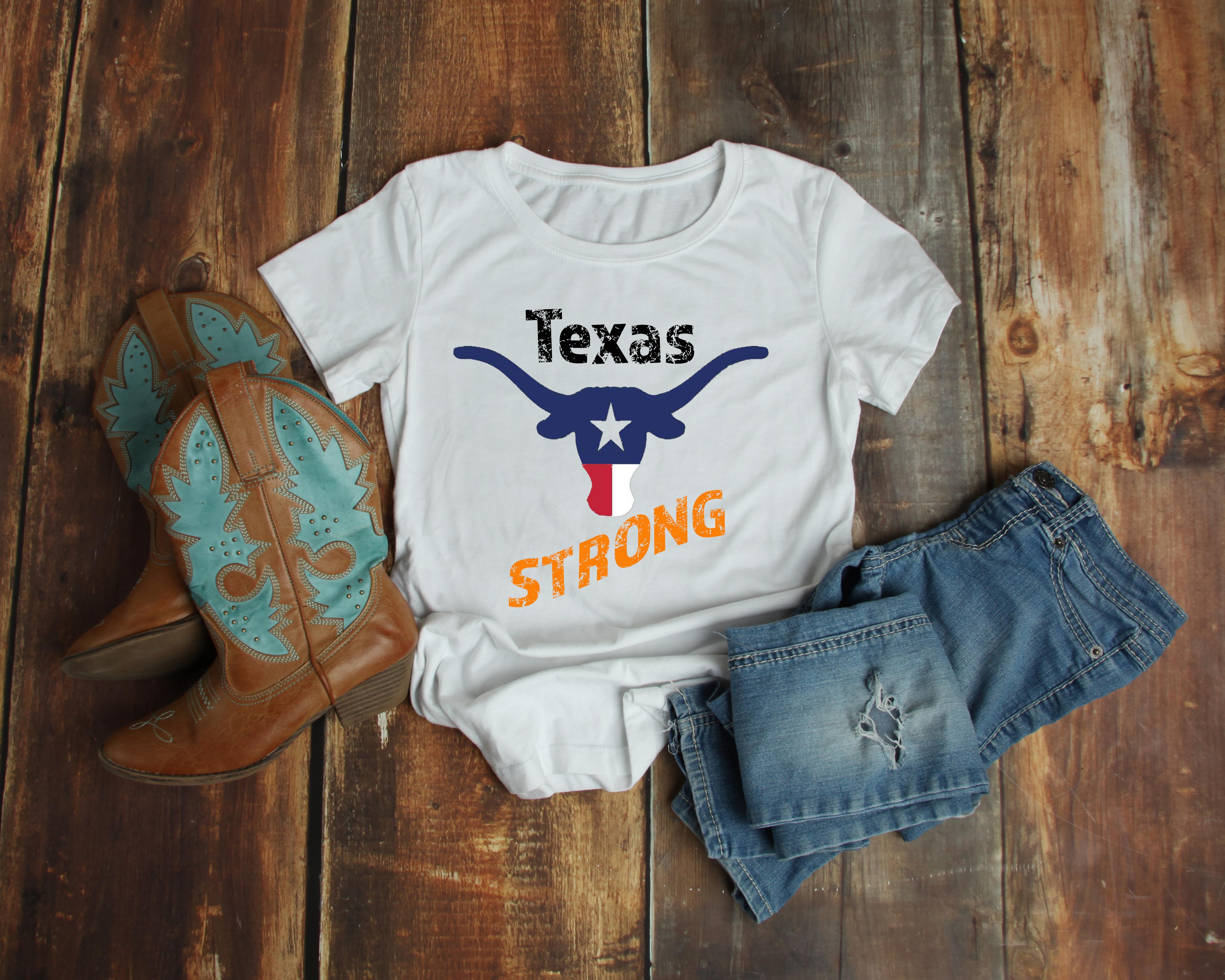 Texas Strong 10048
