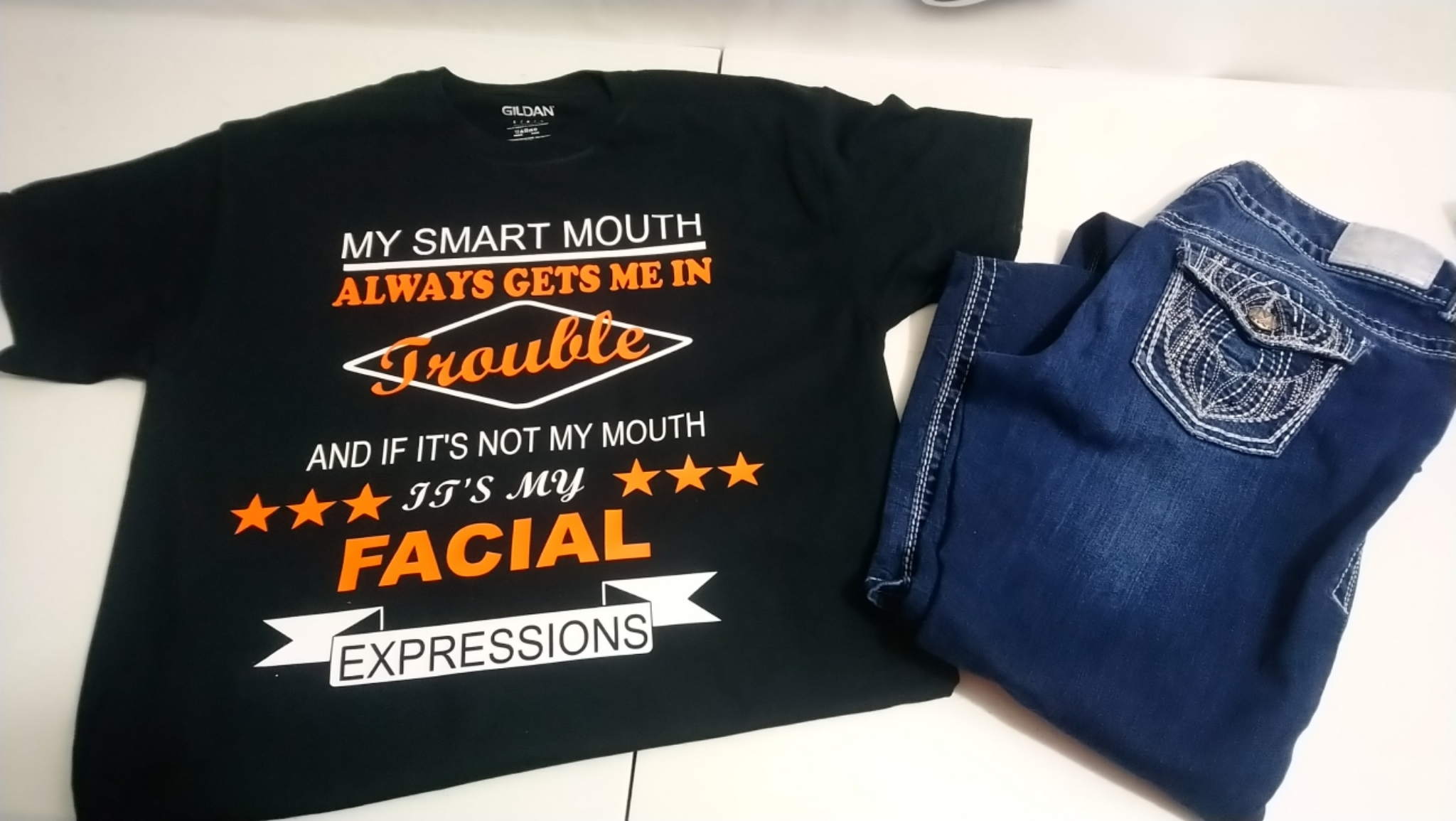 Smart Mouth 10054