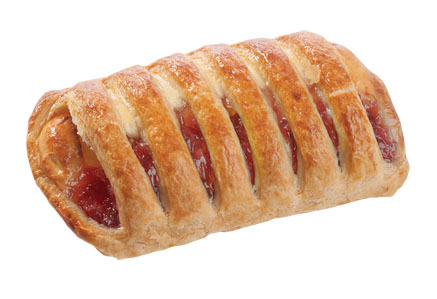 177. Croissant - Strawberry