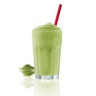91. Green Tea (Smoothie)