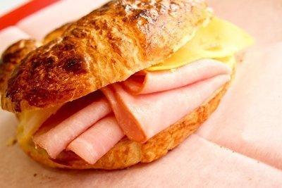 21. Ham & Cheese