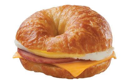 22.  Ham, Egg, & Cheese