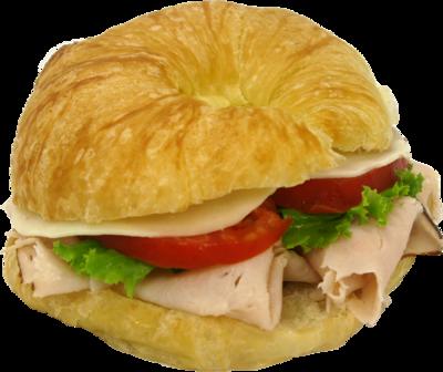 25.  Turkey, & Cheese