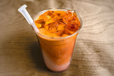 84. Thai Iced Tea