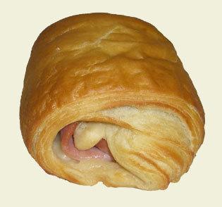 174. Croissant - Ham Cheese
