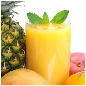 93. Pineapple (Smoothie)