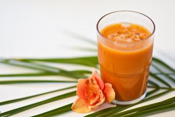 96. Thai Tea (Smoothie)
