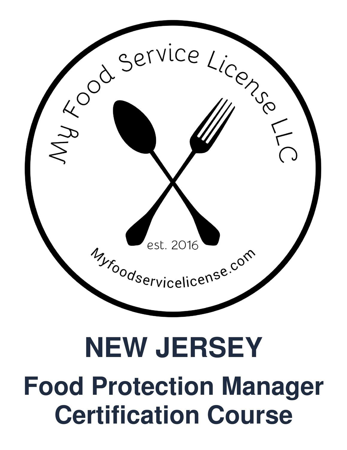 New Jersey Online Food Protection Manager Certification Course