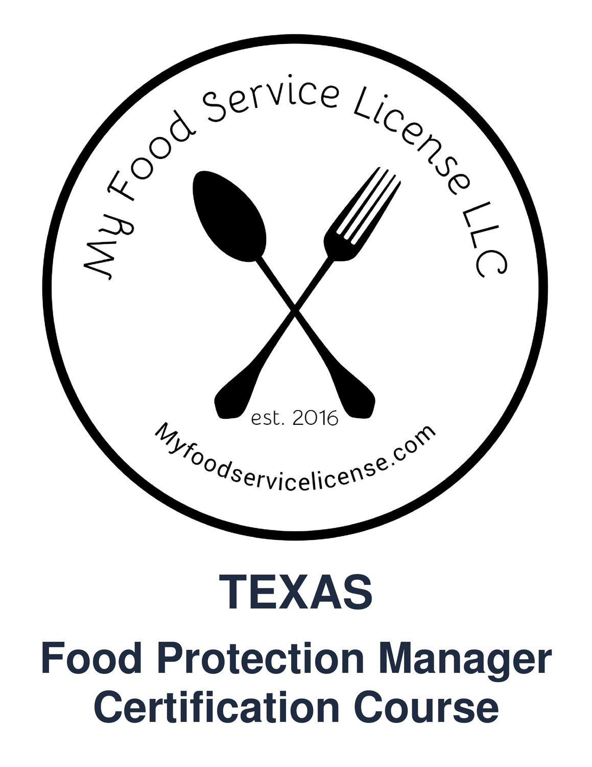 Texas - ONLINE Food Protection Manager Certification Course