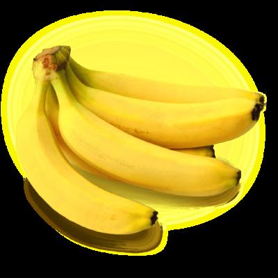 Banana do sitio