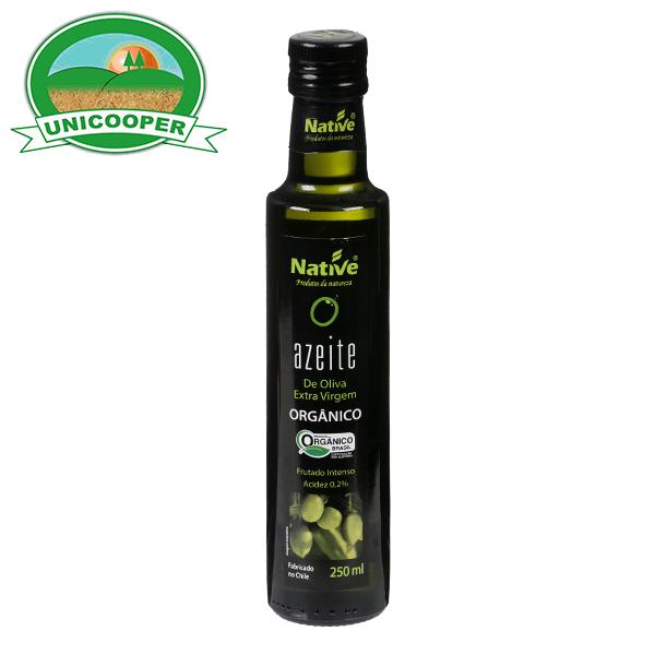 Azeite de Oliva Orgânico - 250ml