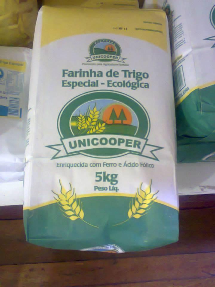 Farinha de Trigo - 1Kg