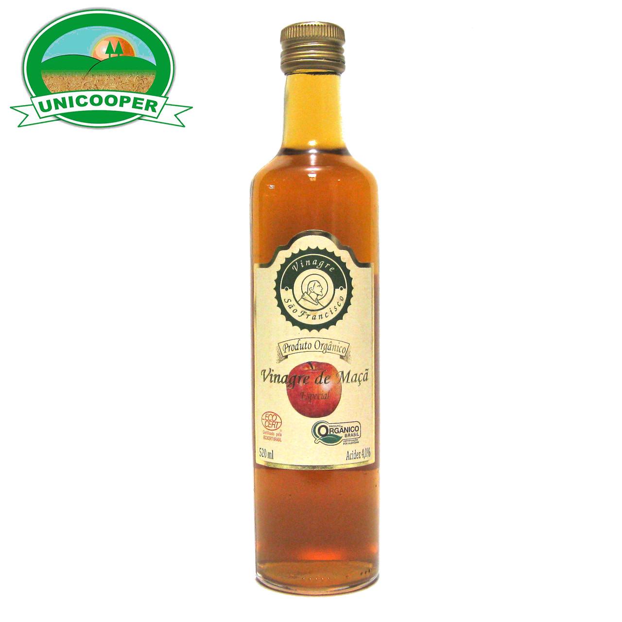 Vinagre Orgânico - 500ml