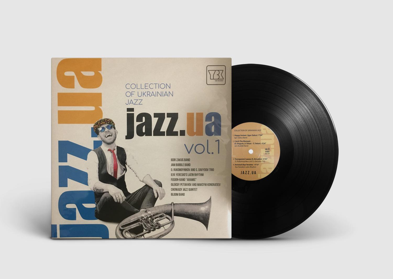 Various – Jazz.ua Vol. 1 / Collection of Ukrainian Jazz