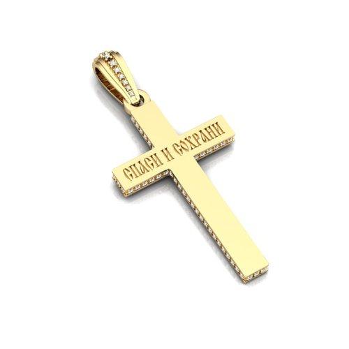 STL333.Крест