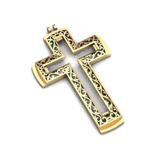 STL1258.Крест