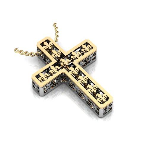 STL1281.Крест