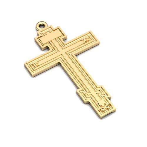 STL1315.Крест